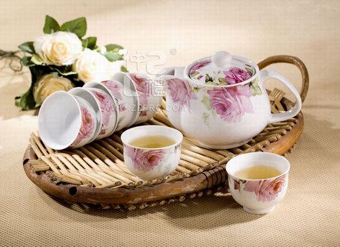 8件套茶具L,ZLDL15
