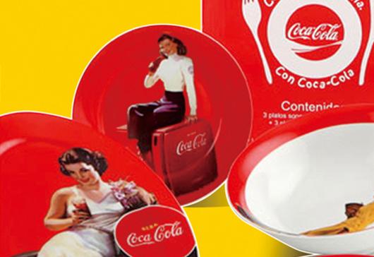可口可乐餐具,ZL-coca cola5