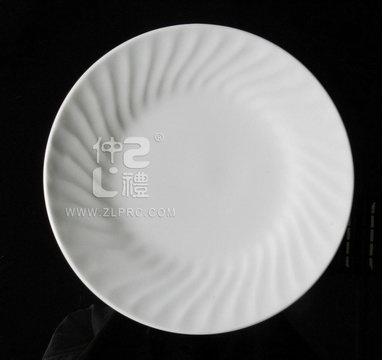 7.5寸浪纹平盘,ZLO7O1 075001
