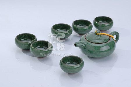 冰裂茶具单色